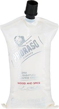 Крем за бръснене - Proraso Wood and Spice Shaving Cream — снимка N2