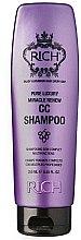 Парфюмерия и Козметика Обновяващ шампоан за коса - Rich Miracle Renew CC Shampoo