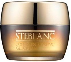 Парфюми, Парфюмерия, козметика Крем-гел за лице - Steblanc Collagen Firming Gel Cream