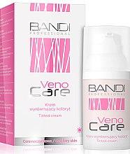 Парфюми, Парфюмерия, козметика Дневен изравняващ крем за лице - Bandi Professional Veno Care Tinted Cream