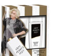 Парфюми, Парфюмерия, козметика Katy Perry Katy Perry Indi - Комплект (afsh/100ml + deo/150ml)