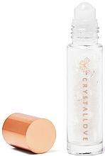 Парфюмерия и Козметика Бутилка с кристали от планински кристал, 10 мл - Crystallove