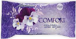 Парфюми, Парфюмерия, козметика Мокри кърпички - Comfort Adenium