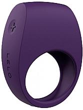 Парфюмерия и Козметика Вибриращ пръстен за двойки, лилав - Lelo Homme Tor 2 Purple