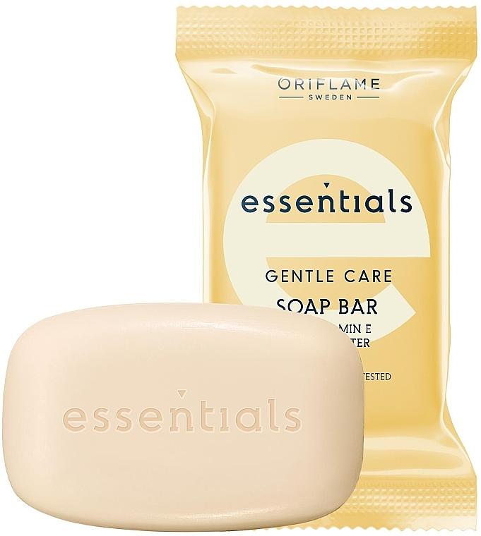 Сапун с витамин Е и масло от шеа - Oriflame Essentials Gentle Care — снимка N1