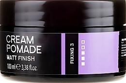 Парфюмерия и Козметика Моделираща помада за брада и коса - Dandy Matt Finish Cream Pomade Matte Wax For Hair And Beard