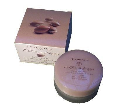 Омолаживающий крем для рук с маслом Аргании - L'Erbolario Crema All Olio Di Argan (мини) — снимка N1
