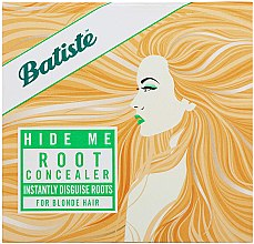 Парфюмерия и Козметика Коректор за корени - Batiste Hide Me Root Concealer