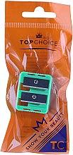 Парфюмерия и Козметика Двойна острилка, 2199, зелена - Top Choice