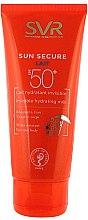 Парфюми, Парфюмерия, козметика Слънцезащитно мляко за тяло - SVR Sun Secure Lait Hydratant Invisible SPF 50+