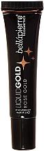 Парфюмерия и Козметика Течен хайлайтър за лице - Bellapierre Cosmetics Liquid Gold Illuminating Fluid