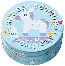 Парфюми, Парфюмерия, козметика Крем за лице с магарешко мляко - SeaNtree Donkey Milk Water Drop Cream S5
