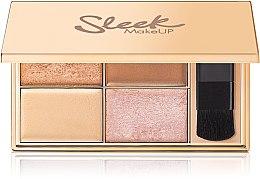 Парфюмерия и Козметика Палитра хайлайтъри - Sleek MakeUP Highlighting Palette