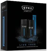 Парфюми, Парфюмерия, козметика STR8 Live True - Комплект дезодоранти (deo/75ml + deo/150ml)