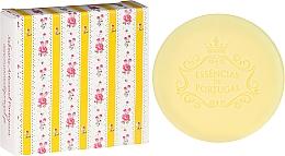 Парфюмерия и Козметика Натурален сапун - Essencias De Portugal Yellow Chita Lemon Soap