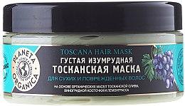 Парфюми, Парфюмерия, козметика Маска за суха и увредена коса - Planeta Organica Toscana Hair Mask