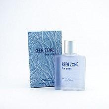 Парфюмерия и Козметика Chat D'or Keen Zone For Men - Тоалетна вода