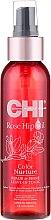 Парфюмерия и Козметика Спрей с масло от шипка и кератин без отмиване - CHI Rose Hip Oil Repair & Shine Leave-In Tonic