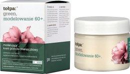 Парфюми, Парфюмерия, козметика Дневен крем за лице - Tolpa Green Modeling 60+ Slimming Anti-Wrinkle Day Cream