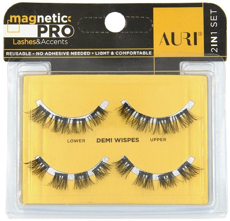 Магнитни мигли - Auri Magnetic Pro Demi Wispies