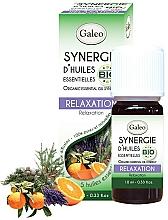"""Парфюмерия и Козметика Смес от етерични масла """"Релаксация"""" - Galeo Organic Essential Oil Synergy Relaxation"""