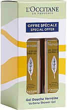 Парфюми, Парфюмерия, козметика Комплект за тяло - L'Occitane Verbena Shower Gel Duo