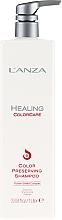 Парфюмерия и Козметика Шампоан за боядисана коса - Lanza Healing Colorcare Color Preserving Shampoo