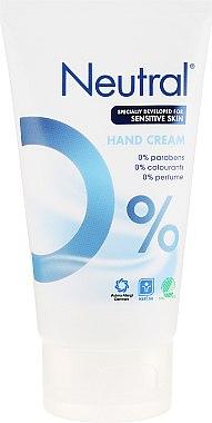 Крем за ръце - Neutral Hand Cream — снимка N1