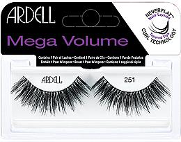 Парфюми, Парфюмерия, козметика Изкуствени мигли - Ardell Eyelashes Mega Volume 251