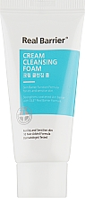 Парфюмерия и Козметика Кремообразна почистваща пяна за лице - Real Barrier Cream Cleansing Foam