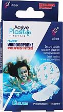 Парфюмерия и Козметика Комплект водоустойчиви пластири - Ntrade Active Plast First Aid Waterproof Patches