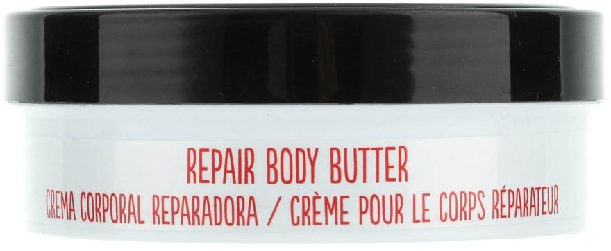 Масло за тяло с ший и макадамия - Naturalium Body Butter Shea And Macadamia — снимка N2
