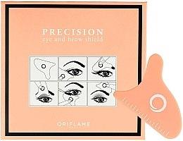 Парфюми, Парфюмерия, козметика Шаблон за нанасяне на грим за очи и вежди - Oriflame Precision Eye&Brow Shield