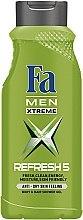 """Парфюми, Парфюмерия, козметика Душ гел """"Men Xtreme Refresh 5"""" - Fa Men"""