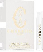 Парфюмерия и Козметика Charriol Royal White - Парфюмна вода (мостра)