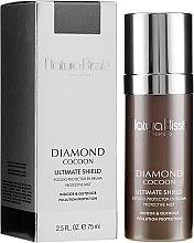 Парфюмерия и Козметика Защитен спрей за лице - Natura Bisse Diamond Cocoon Ultimate Shield