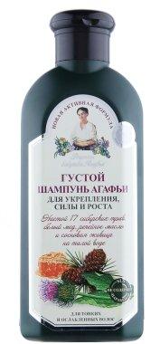 Шампоан за укрепване и растеж на косата - Рецептите на баба Агафия