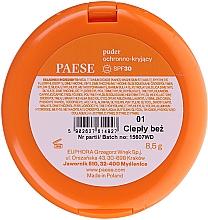 Компактна пудра за лице - Paese Powder SPF30 — снимка N2