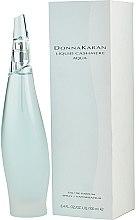 Парфюмерия и Козметика Donna Karan Liquid Cashmere Aqua - Парфюмна вода