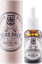 Парфюми, Парфюмерия, козметика Масло за бръснене - Mr. Bear Family Shaving Oil