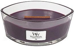 Парфюми, Парфюмерия, козметика Ароматна свещ в чаша - WoodWick Hearthwick Flame Ellipse Candle Fig