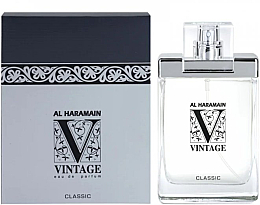 Парфюмерия и Козметика Al Haramain Vintage Classic - Парфюмна вода