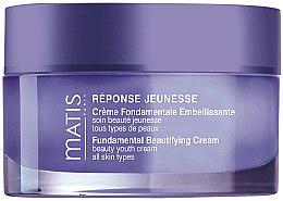 Парфюми, Парфюмерия, козметика Крем за радикално подобрение на кожата - Matis Reponse Jeunesse Fundamental Beautifying Cream