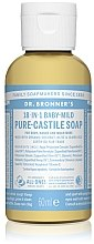 Парфюми, Парфюмерия, козметика Течен сапун за деца - Dr. Bronner's 18-in-1 Pure Castile Soap Baby-Mild