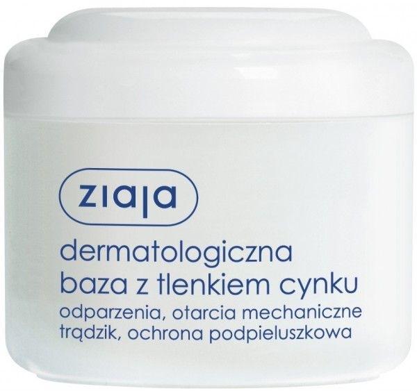Дерматологична база с цинков оксид - Ziaja Body Care