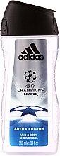 Парфюми, Парфюмерия, козметика Душ гел - Adidas UEFA Champions League Arena Edition Shower Gel
