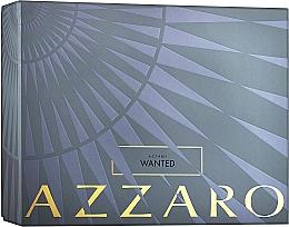 Парфюмерия и Козметика Azzaro Wanted - Комплект (тоал. вода/100ml + део/75ml)