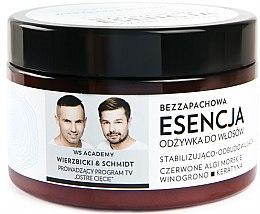 Парфюмерия и Козметика Есенция за коса, без аромат - WS Academy Unscented Nourishing Essence