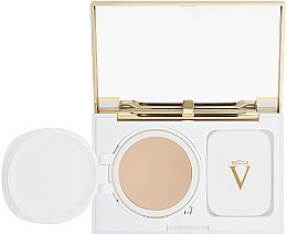 Парфюмерия и Козметика Фон дьо тен-пудра за лице - Valmont Perfecting Powder Cream SPF 30