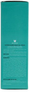 Гел-крем с ултра-овлажняващ ефект - Mizon Water Volume Aqua Gel Cream — снимка N2
